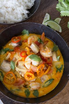 Moqueca (Brazilian Fish Stew)