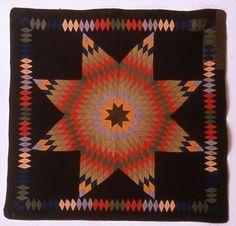 Lone Star Quilt Pattern   Free Quilt Patterns