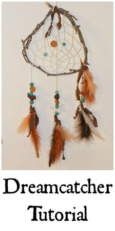 How to Make a Dream catcher {Tutorial} –