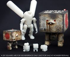 1:35th scale GID OSM EVENFALL TOTEM ZERO G THUG SUIT and WWR SQUARE FARM will be sold at Wonder Festival in Japan: http://wf.kaiyodo.net  Squares are for size reference only and NOT for sale.  #threeA #Goodsmile #GoodsmileCompany #WonderFestival #Wonderfest #Japan #Square #EVENFALL #TOTEM #OSM #modelkit #collectible #toy #actionfigure #toycommunity #toys #hobby #art #collectibles #vinyl #designertoys #toyphoto #toyphotography #collecting #photography #photo #GID