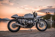 """216 mentions J'aime, 3 commentaires - NCT-Motorcycles (@nctmotorcycles) sur Instagram: """"#BMW #r100 #classico #by #nctmotorcycles #caferacer #wörthersee #nice #shot #in #austria #pege78…"""""""