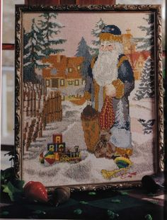 Gallery.ru / Фото #3 - A Cross-Stitch Christmas - OlgaHS