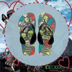 9f713a4e5 ❤️Dia dos Namorados é na Decker! Você namora um amante dos filmes da saga