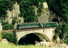 Swiss Railways, Electric Locomotive