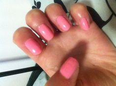 Candy floss PINK!! Xx