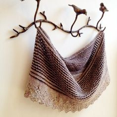 A Match Made in Yarn Heaven: The Rivington Cowl & Uncommon Thread Tough Sock