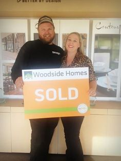 Welcome Home Ashley & Steven to Woodside Homes Fresno's Tarrington Park Community!