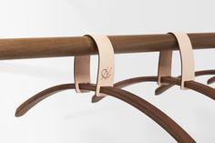 Belt hanging rack - H