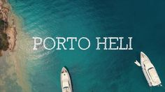 Aerial video of a beautiful place commonly visited by boats here in Greece. The shots were given to me by my father years old!) who bought a drone a few days… Dji Phantom 3, Greece, Beautiful Places, Island, Summer, Shots, Father, Holidays, Film