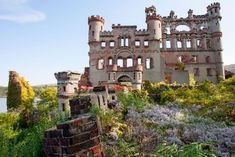 Best Day Trips From NYC & Quick Getaways Near New York: Bannerman Castle, Fishkill, NY