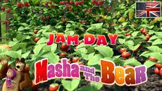 Masha and The Bear - Jam Day (Episode - Full Cartoon Movie in english [HD] - video dailymotion - MY TV auf dailymotion ansehen Good Movies, Awesome Movies, Masha And The Bear, Celebration Gif, Cartoon Movies, Me Tv, Hd Video, Mario, English