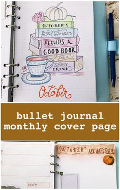 Bullet journal month