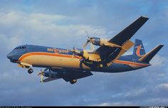Vickers 952F Vanguard aircraft picture