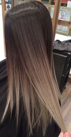 Long Wavy Ash-Brown Balayage - 20 Light Brown Hair Color Ideas for Your New Look - The Trending Hairstyle Brown Ombre Hair, Brown Hair Balayage, Brown Blonde Hair, Light Brown Hair, Hair Color Balayage, Brown Hair Colors, Brunette Hair, Neutral Blonde, Balayage Straight