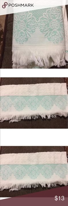 Turkish 100% Cotton ECO FRIENDLY! Trim Hand Towel WOOW 100% Cotton Towel!Turkish  100% Cotton ECO FRIENDLY! Trim Hand Towel original price $15.00 Sevim Other