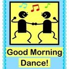 "Enjoy this fun GROUP GAME and SONG and get your kids focused!  Ready for some 'DANCING DUDES' and 'DANCING DIVAS'?  Your kids will be MOVING to a strong Rhythm Pattern - great for brain development!  Work on EYE-HAND and EYE-FEET COORDINATION as your kids 'mirror' movements.  Make your kids feel special as you start your morning!  Easy Song Notes (to a 5-note song) are included.  ""Good morning to Rachel!  She looks great today!""  (5 pages)  ACTIVE morning fun from Joyful Noises Express TpT…"