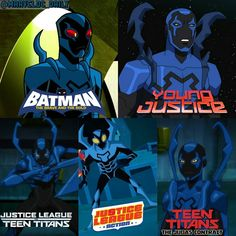 New Titan, Brave And The Bold, Devian Art, Blue Beetle, Red Hood, Young Justice, Nightwing, Teen Titans, Dc Universe