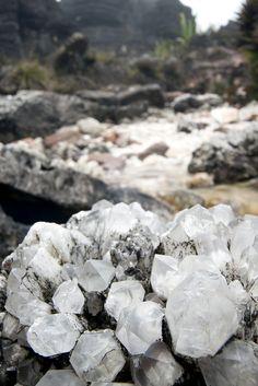 Valley of the Crystals - Mt Roraima, Canaima National Park - Bolívar Venezuela