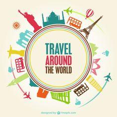 世界旅ベクトル
