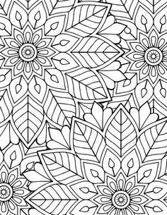 Image Difficile Coloriage Mandala A Imprimer Gratuit Coloring Book Pages