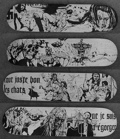 Navette cool boards