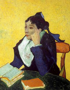 """gogh l arlesienne madame ginoux2 1888 (from <a href=""""http://www.oldpainters.org/picture.php?/26273/category/10322""""></a>)"""