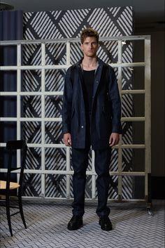 Trussardi - Men Fashion Spring Summer 2015 - Shows - Vogue.it