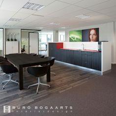 Buro Bogaarts Interiordesign - Hoofdkantoor Verizon Brussel