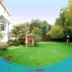 Your backyard is calling. It misses you!  #GetHyProCureAndGetOutside #backyard #fixyourfeet