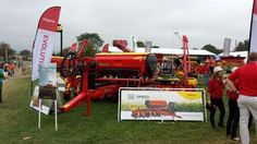 NEW Vaderstad Seed Hawk Tempo Corn Planter at the Outdoor Farm Show Farm Show, Risk Management, Farmer, Seeds, Planters, Outdoor, Outdoors, Plants, The Great Outdoors