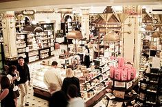 Inside Harrods - London That's it!