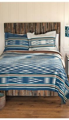 Taos Ikat Blanket Collection by Pendleton