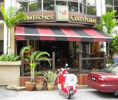 Deutsches Gasthaus, Bukit Damansara, Kuala Lumpur  -- German restaurants in Kuala Lumpur