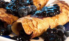 Du har sannsynligvis alle ingrediensene til pannekaker i hus. Foto: Fru Timian