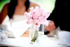 Pretty pink roses at King Valley Golf Club Pink Roses, Golf Clubs, Pretty In Pink, Boston, King, Table Decorations, Weddings, Home Decor, Homemade Home Decor