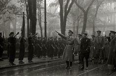 Himmler en  San Sebastián (1940)