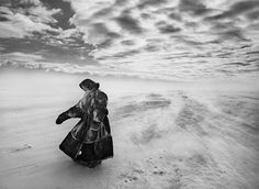 The Nenets of Siberia, Russian - PhotographySebastiao Salgado. For his latest epic project, Genesis, Sebastião Salgado spent eight years documenting parts of the world untainted by modern life. Here, he shares the images he took of the nomadic Nenets of northern Siberia.