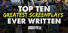If you want to be a screenwriter you have to read the best screenplays. There's no better place to start than the best ever written. The WGA...