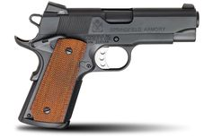 Custom carry compact Springfield Armory 1911-A1 pistol.