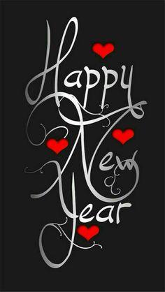 Happy New Year wallpaper by PerfumeVanilla - - Free on ZEDGE™ Happy New Year Pictures, Happy New Year Photo, Happy New Year Wallpaper, Happy New Year Message, Happy New Year Quotes, Happy New Year Wishes, Happy New Year 2018, Happy New Year Greetings, New Year Photos