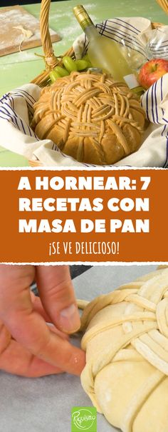 Bread Recipes, Cooking Recipes, Latin American Food, Valentine Desserts, Peruvian Recipes, Appetizer Recipes, Healthy Snacks, Food And Drink, Yummy Food