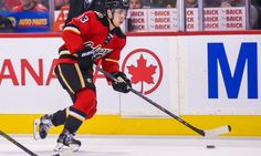 """Nichols' Notes: 'Elite hockey IQ' for Gaudreau = Johnny Gaudreau's on-ice abilities seem otherworldly at times, and his performances certainly haven't been lost on icons from past generations of Calgary Flames.  """"The thing that sticks out the most, for me, is his....."""