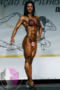 Female fitness body #fitness #fitfam #bodybuilding