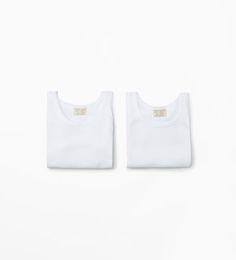 ZARA - KIDS - Pack of two sleeveless tops