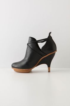 ilkka booties from anthropologie