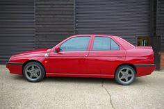 Classic ALFA ROMEO 155 2.0i 16V T-SPARK SALOON MANUAL LHD for sale - Classic & Sports Car (Ref Herts)