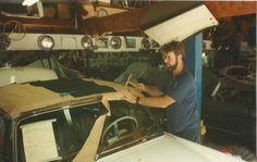 Silver Star Restorations Mercedes Benz Specialist W128 220 SE Cabriolet Piet van Rossum