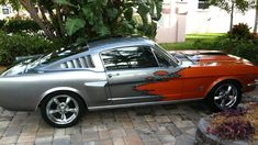 1965 FORD MUSTANG RESTO MOD
