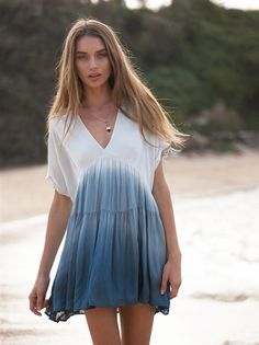 Sun Up Mini Dress at Free People Clothing Boutique