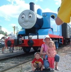 Family attractions in Kansas City for kids who love trains